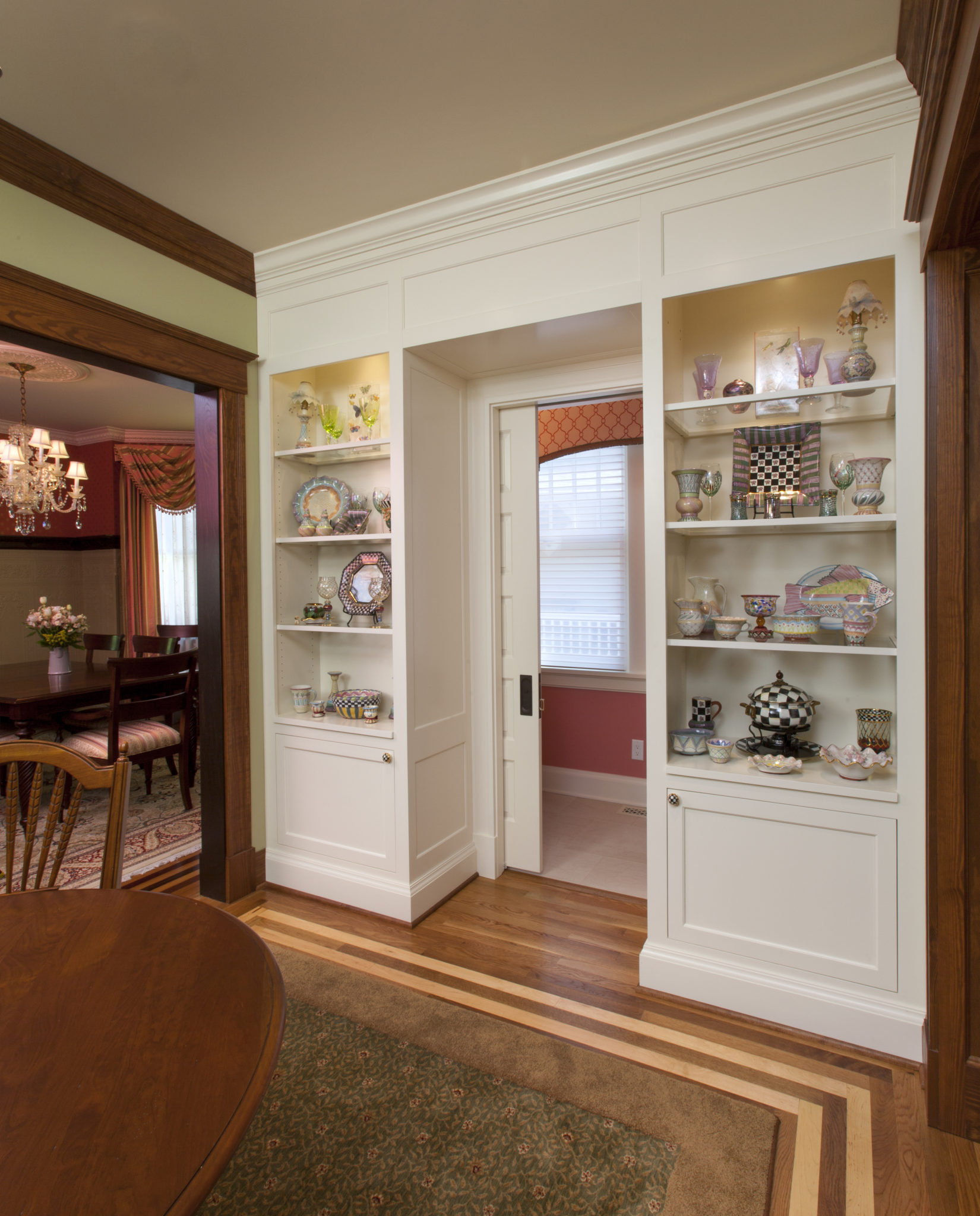 Family Room Additions: Collectibles Organizer