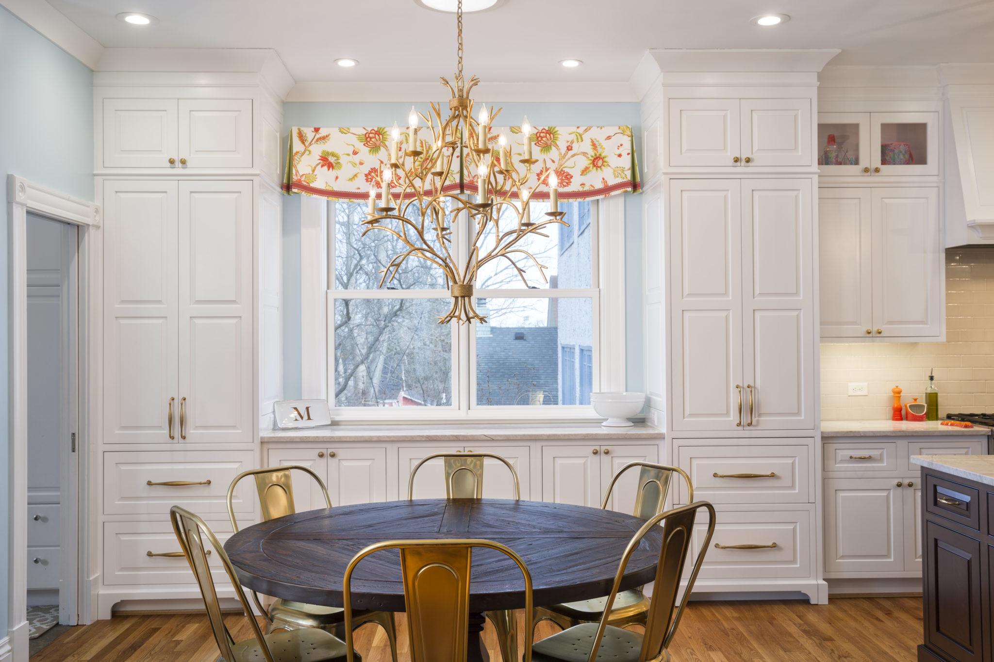 Kitchen U0026 Family Room Remodel U2013 Dining Table Details
